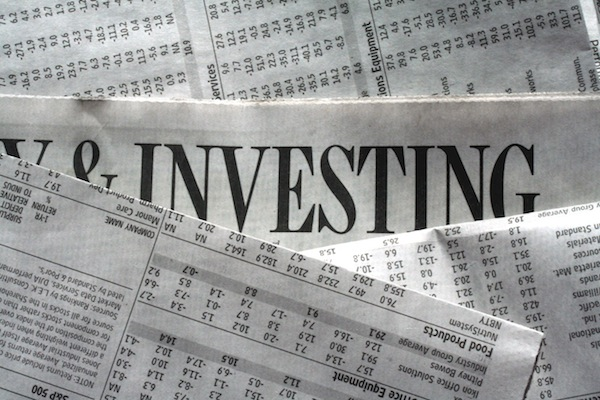 A number of different papers about investing