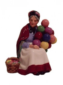 Old Balloon Seller - Special Edition