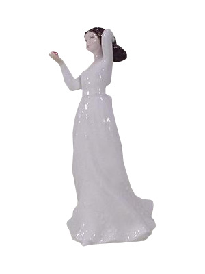 The 'With Love' Sentiments Royal Doulton figurine
